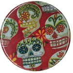 Cute little sugar skull compact!