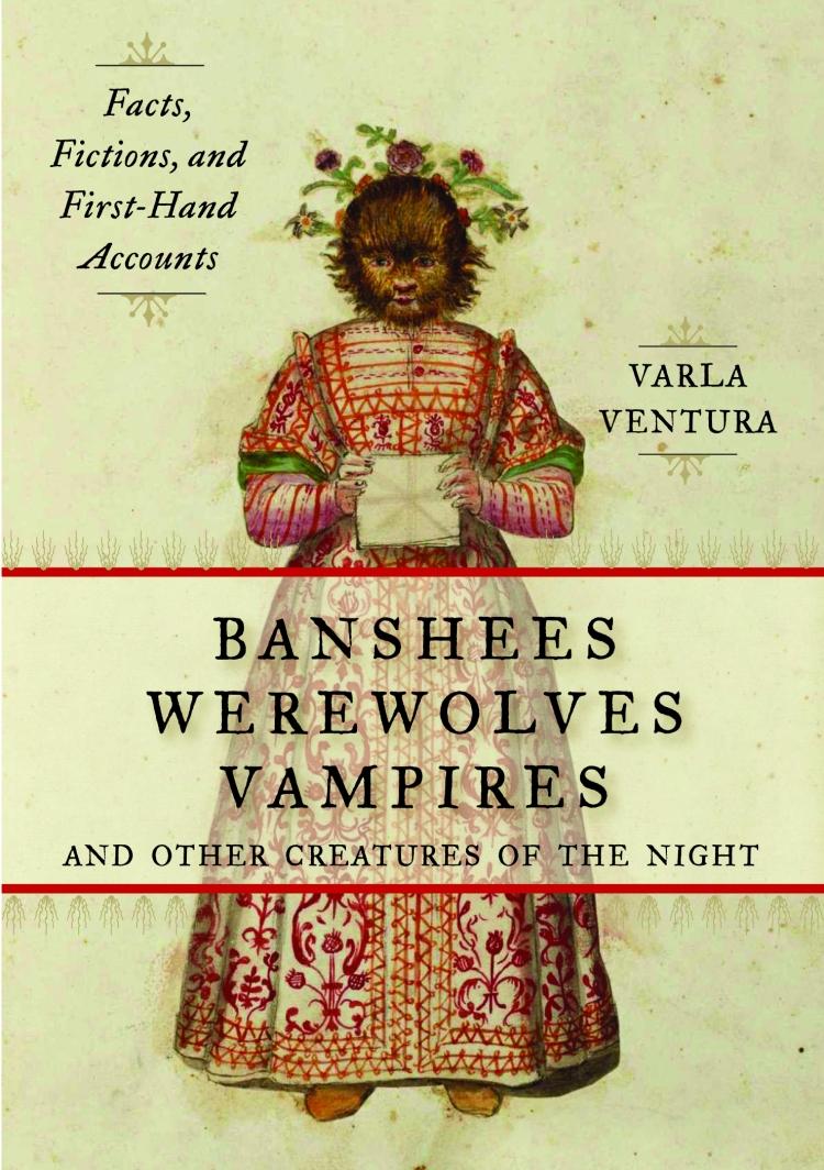 banshees, werewolves, vampires